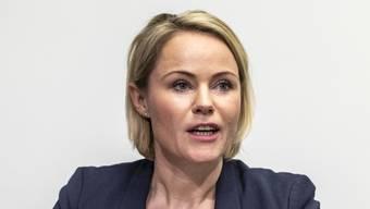 Regierungsrätin Natalie Rickli (SVP).