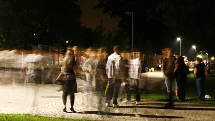 Immer wieder kommt es in Zürich zu Gewalttaten wegen Alkohol.