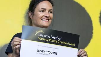 """Bettina Oberli hat 2018 im Locarno ihren Film """"Le vent tourne"""" uraufgeführt. (Archiv)"""