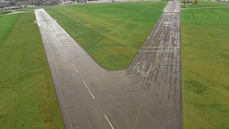 Die Meinungen über die Zukunft des Flugplatzes Dübendorf gehen auseinander.