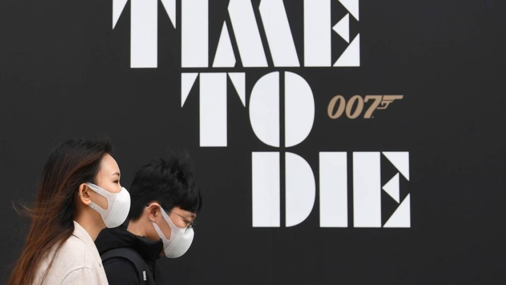 Wegen der Corona-Pandemie musste der neuste James-Bond-Film mehrmals verschoben werden. Nun feiert er am Zurich Film Festival Schweizer Premiere.