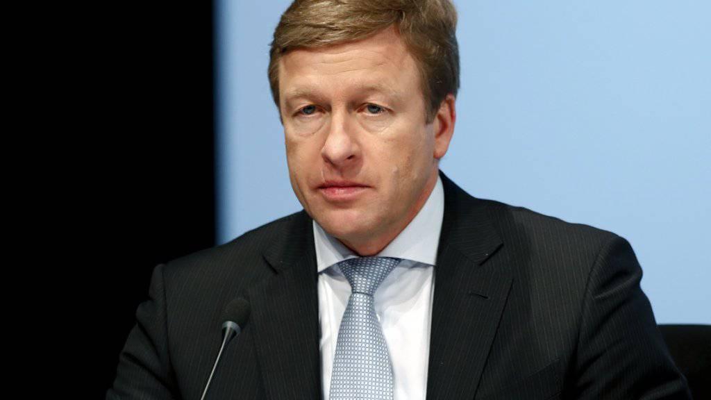 Oliver Zipse wird zum BMW-Konzernchef
