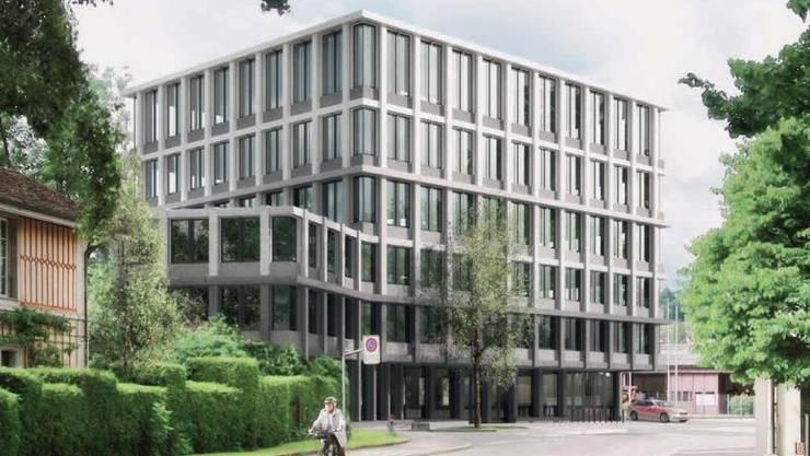 Die Polizei Winterthur erhält ein neues Polizeigebäude für 82 Millionen Franken. Die Stimmbevölkerung hiess den Kredit mit 61 Prozent Ja-Stimmen gut.