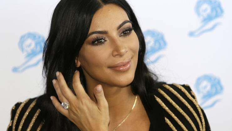 Ihre Familie teilte das Zuhause zeitweise mit O.J. Simpson: Kim Kardashian (Archiv)