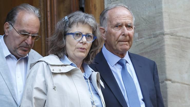 Die Eltern der getöteten Adeline gaben am Donnerstag vor dem Gericht emotionale Erklärungen ab.