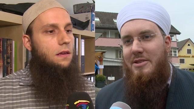 Terror-Propaganda vom IZRS?