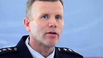 US-Luftwaffengeneral Tod Wolters wird neuer Oberbefehlshaber der Nato (Archivbild)