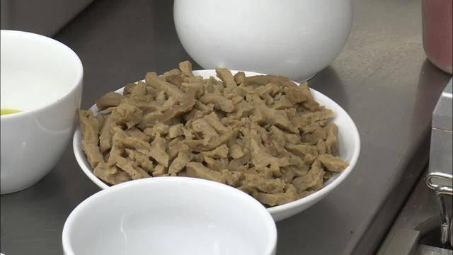 Silvestermenü für Veganer