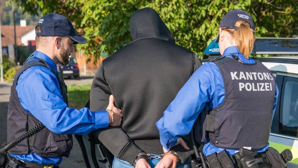 47-jähriger Schweizer nach Raubüberfall verhaftet
