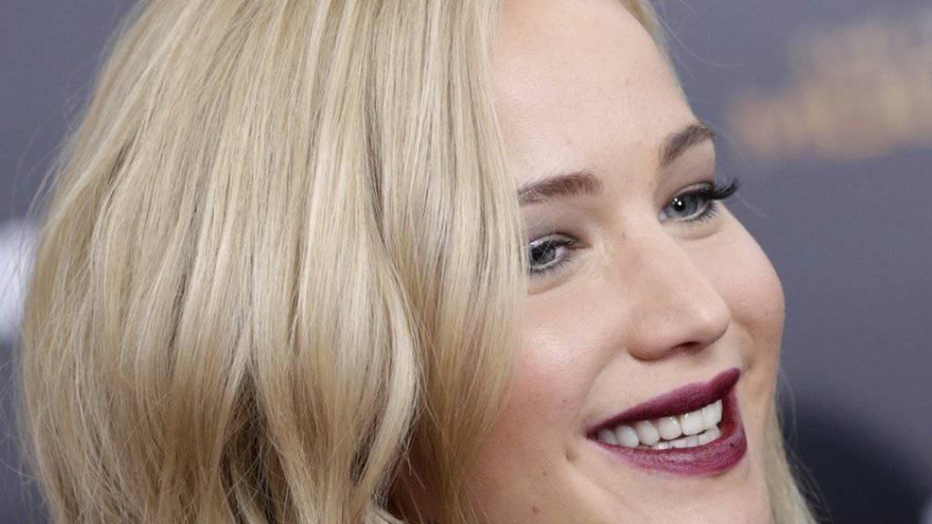 Jennifer Lawrence hat vor Oscar-Verleihung gekifft. Geschadet hat es ihr nicht (Archiv)