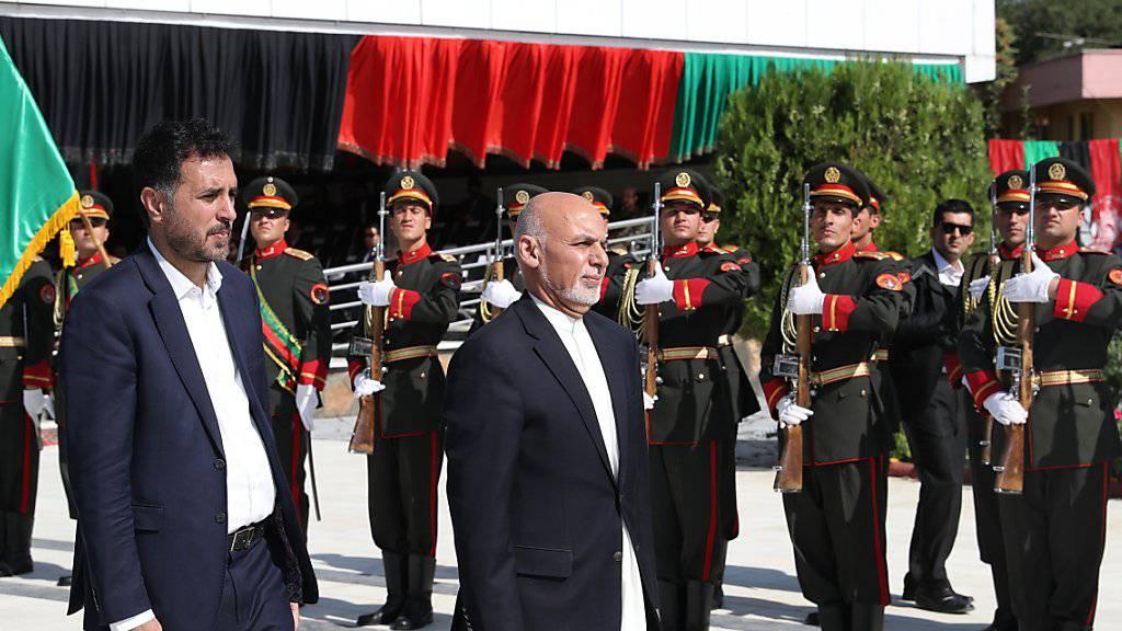 Gewalt überschattet Unabhängigkeitstag in Afghanistan