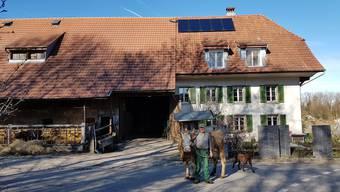 Hochstudhaus in Kölliken