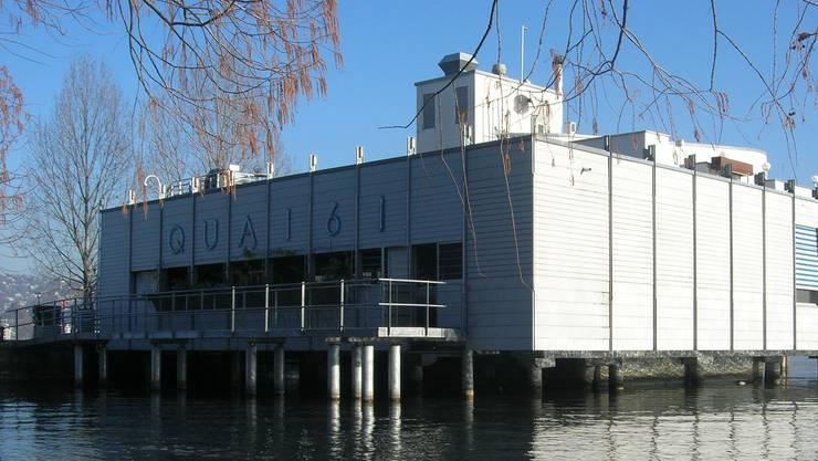Vor dem Restaurant Quai 61 war es zum Streit zwischen mehreren Beteiligten gekommen. (Archivbild)