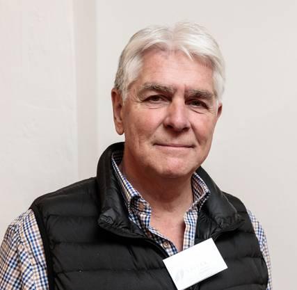 Manfred Grütter arbeitet für den Spitex Mahlzeitendienst.