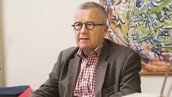 Rudolf Rechsteiner tritt Ende Jahr aus dem Grossen Rat zurück.