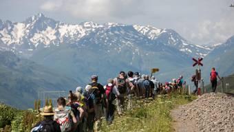 Leserwandern 2016, 14. Etappe