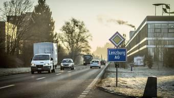 Lenzburg soll wachsen