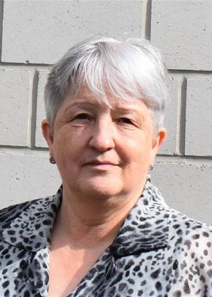 Heidi Zumbrunnen.