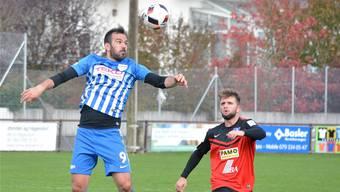 Die vier Solothurner Klubs in der 2. Liga inter brauchen Punkte im Abstiegskampf.
