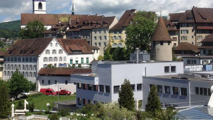 "Aarau ""eifach e schöni Stadt"""