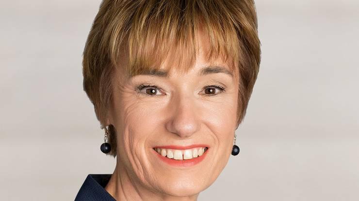 Will die Kräfte bündeln: Ruth Humbel (CVP).