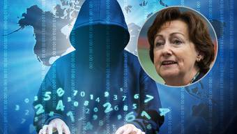 Sylvia Flückiger ist nicht erst seit der Attacke auf das Alterszentrum wegen Cyberkriminalität besorgt.