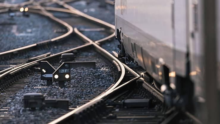 Ausserordentliche Bauarbeiten sorgen für mehrere Zugausfälle zwischen Dietikon und Zürich. (Symbolbild)