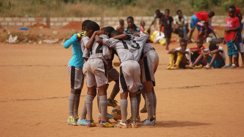 Mit Lotto und Hanf: Rheintaler helfen Strassenkindern in Ghana