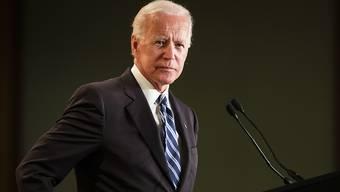 Joe Biden gehört zu den bekanntesten Kandidaten der demokratischen Partei: Von 2009 bis 2017 war er Stellvertreter des damaligen US-Präsidenten Barack Obama.(Archivbild)
