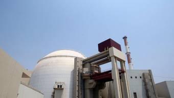 Mit russischer Technik gebautes AKW im iranischen Buschehr (Archiv)