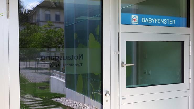 Am 5. August dieses Jahres wurde im Babyfenster des Kantonsspitals Olten ein Baby abgegeben.