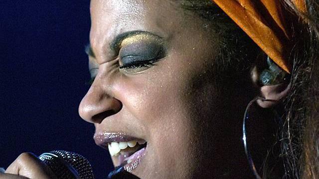 Sängerin Fabienne Louves (Archiv)