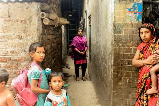 Vor zwei Jahren kam Nabiha in das Sozialprogramm der Kinderhilfsorganisation «Save the Children».