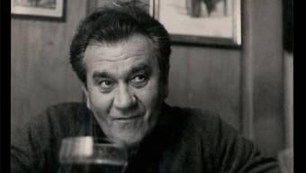 Er liebte den Wein, die Frauen und die Lyrik: Heute Abend wird die neue Biografie des Basler Dichters Rainer Brambach eingeweiht. Diogenes Verlag: Charles Linsmayer