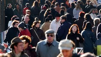 Steigende Bevölkerungszahlen in Zürich (Symbolbild)