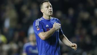 Chelsea-Ikone John Terry verlässt die Blues im Sommer