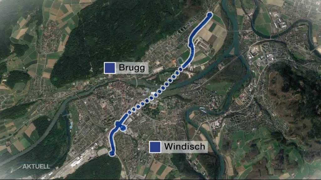 Kritik an das Verkehrskonzept Ostaargau