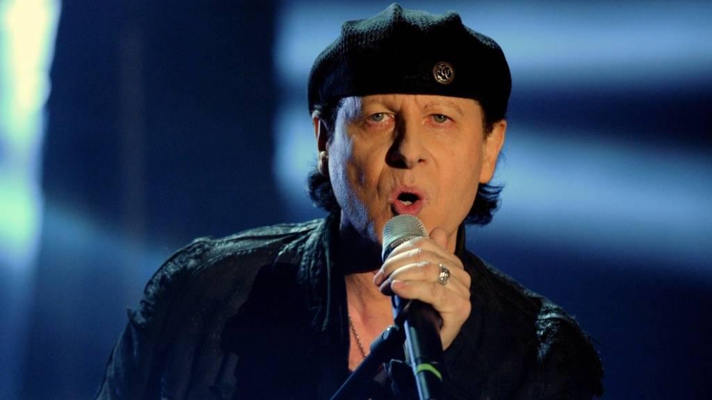 Scorpions-Sänger: Mein Pfeifen nervte meine Nachbarn