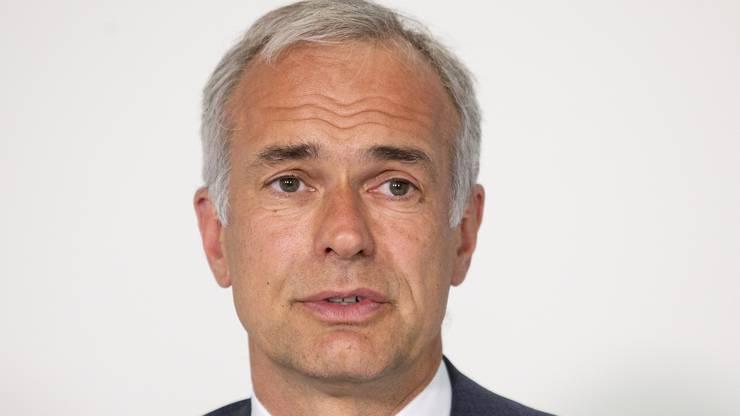 Bertrand Levrat, Direktor des Genfer Universitätsspitals HUG
