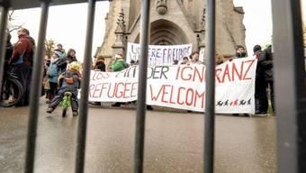 Die sechs Personen, die an der Demonstration teilgenommen hatten, wurden freigesprochen.