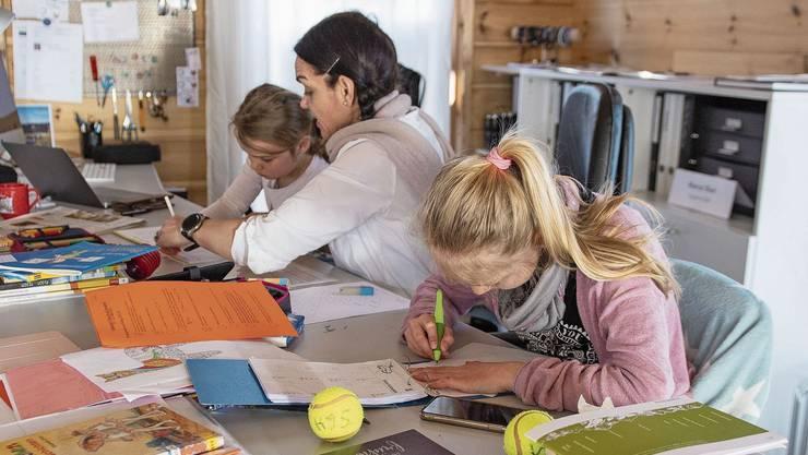 Homeschooling ist zum Kennzeichen der Coronazeit geworden.