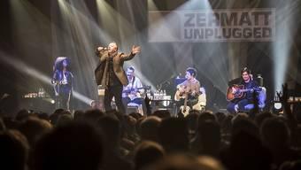 Die Simple Minds am Zermatt Unplugged, das am Samstagabend erfolgreich zu Ende gegangen ist. (z.V.g. vom Veranstalter © Rob Lewis Photography)