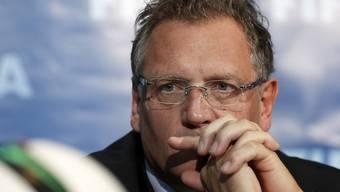 Fifa-Generalsekretär Jérôme Valcke von allen Aufgaben entbunden