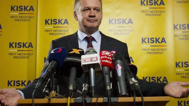 Der slowakische Präsident Kiska spendet sein Gehalt (Archiv)