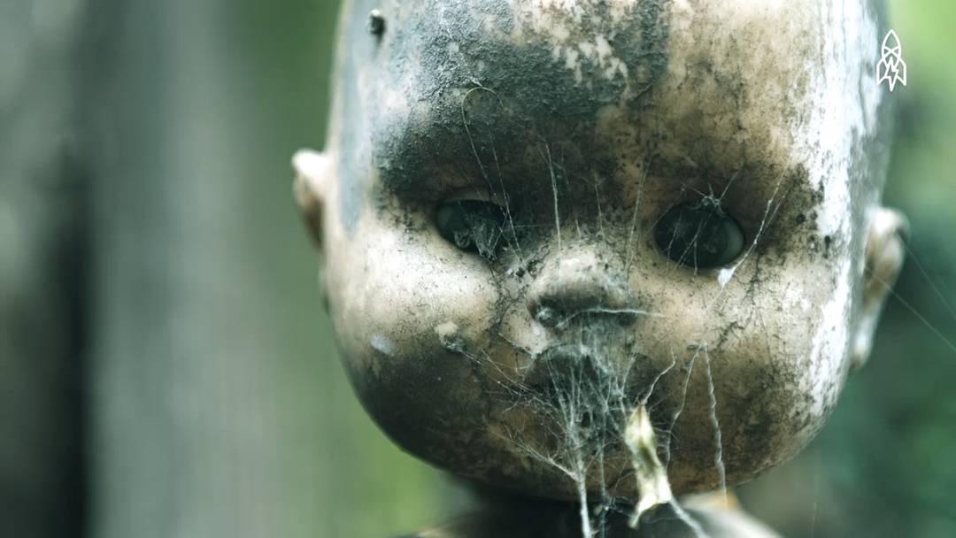 Besser nur am Tag anschauen: Die Reportage von der «Isla de las muñecas»