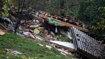 Erdrutsch im Tessin fordert zwei Todesopfer