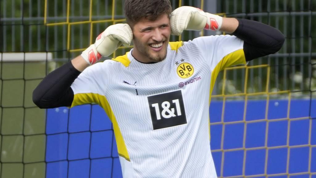 Gregor Kobel: Will in Dortmund sofort Fuss fassen