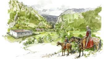 In den Heidenäckern Balsthal sind keltische und römische Funde nachgewiesen. Das Gebiet westlich davon wurde aus dem Altertümerschutz entlassen