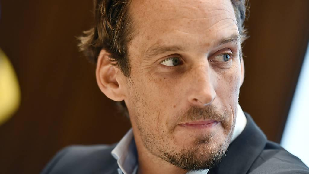 Nationaltrainer Patrick Fischer bleibt nur die Hoffnung