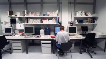 Arbeiten lieber im Büro als zuhause: Arbeitnehmende aus dem Aargau.